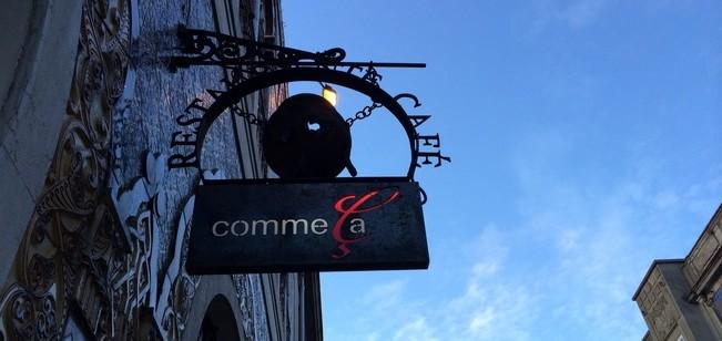 Restaurante Comme Ça: Gastronomia portuguesa com um toque de cuisine française