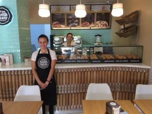 As funcionárias d´A Loja dos Pastéis de Chaves, Gaia