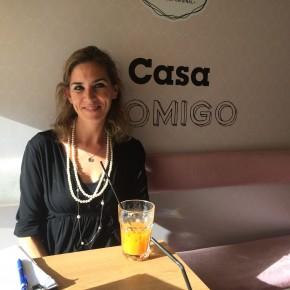 Ana Jorge Santos, proprietária d´A Loja dos Pastéis de Chaves, Gaia