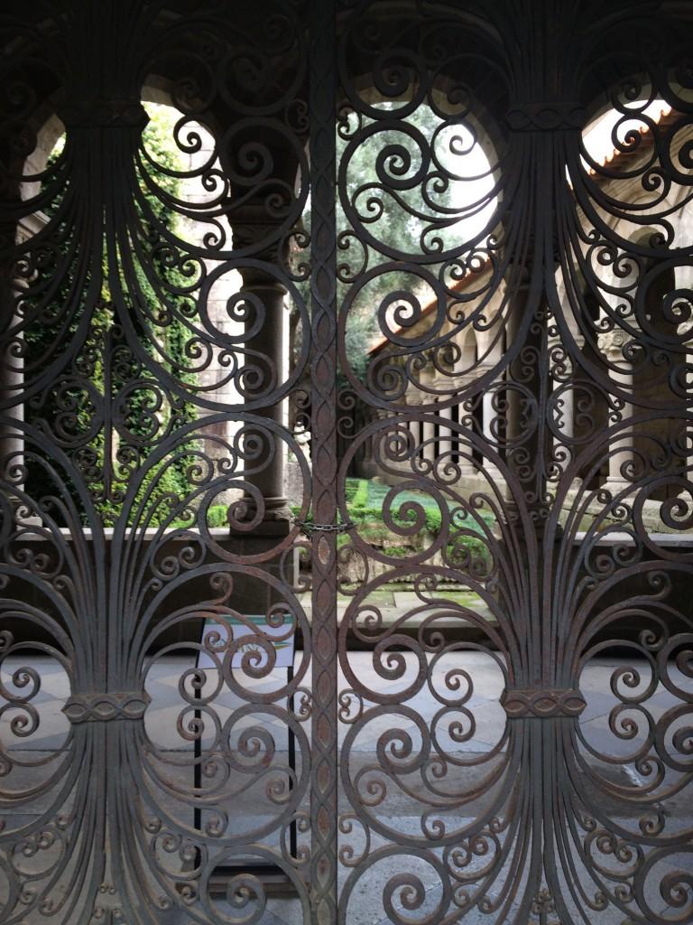 Portão do Museu Alberto Sampaio, Guimarães