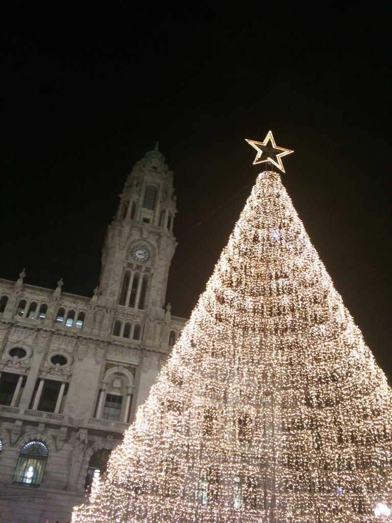 Arvore Natal Porto
