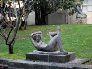 Escultura de Gustavo Bastos