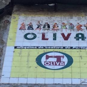 Oliva, vestígios do império do ferro português