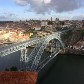 A luz do Porto