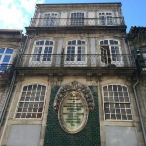 Casa onde nasceu Almeida Garrett