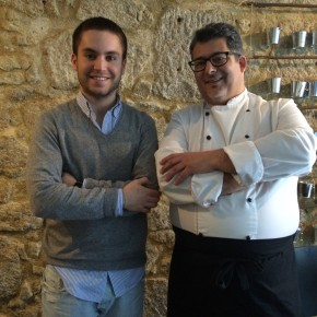 Casa Garrett - gerente Filipe Magalhães e chef executivo Alex Pereira