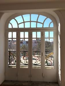 Vista Primeiro Andar Museu Arte Nova