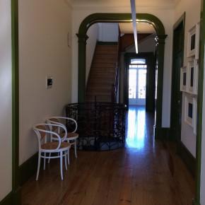 primeiro piso Museu Arte Nova