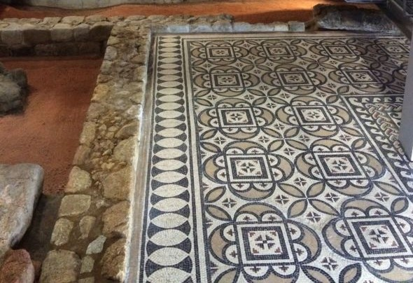 Mosaico Romano Casa do Infante_800