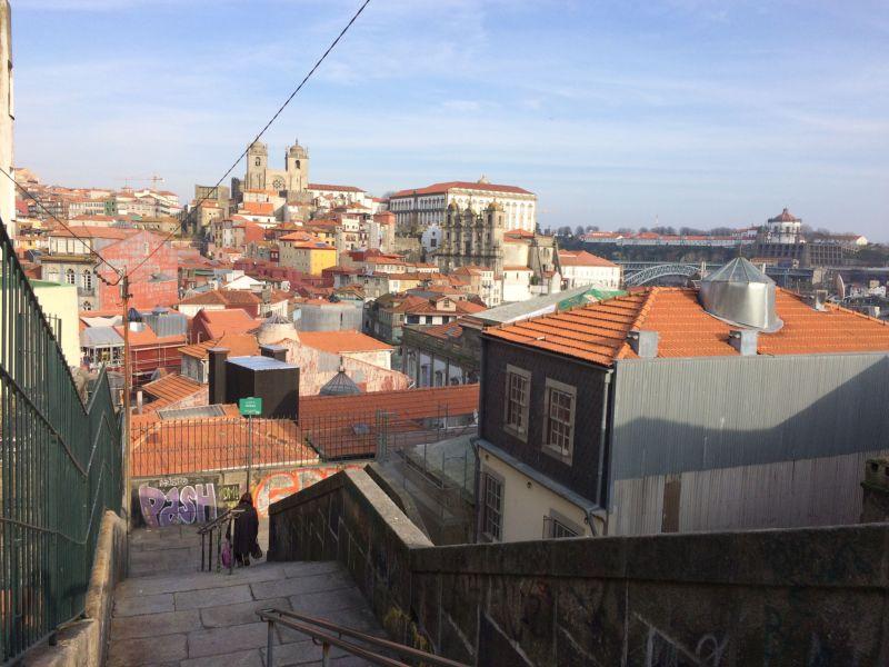 Vista da Rua da Vitória