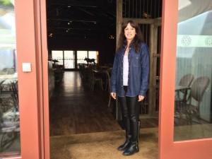 A arquitecta Anabela Rodrigues no Mundo de Sabores