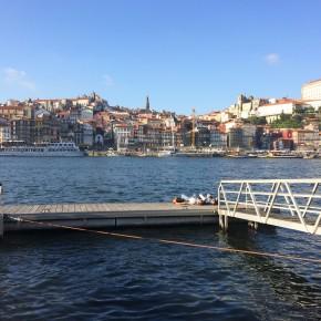 O sol volta a aquecer o Porto
