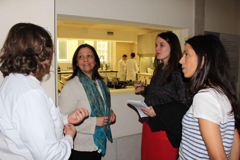 IVDP Laboratorio Visita Guiada
