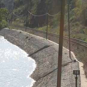 Quando Eça de Queirós passeia pelo Douro