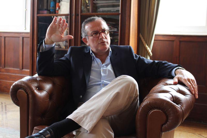 Manuel de Novaes Cabral entrevistado por Vera Dantas