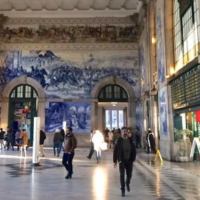 Estação de São Bento, uma das mais belas do mundo