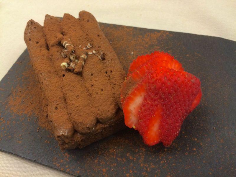 Restaurante Fabrica Do Chocolate Bolo Mousse