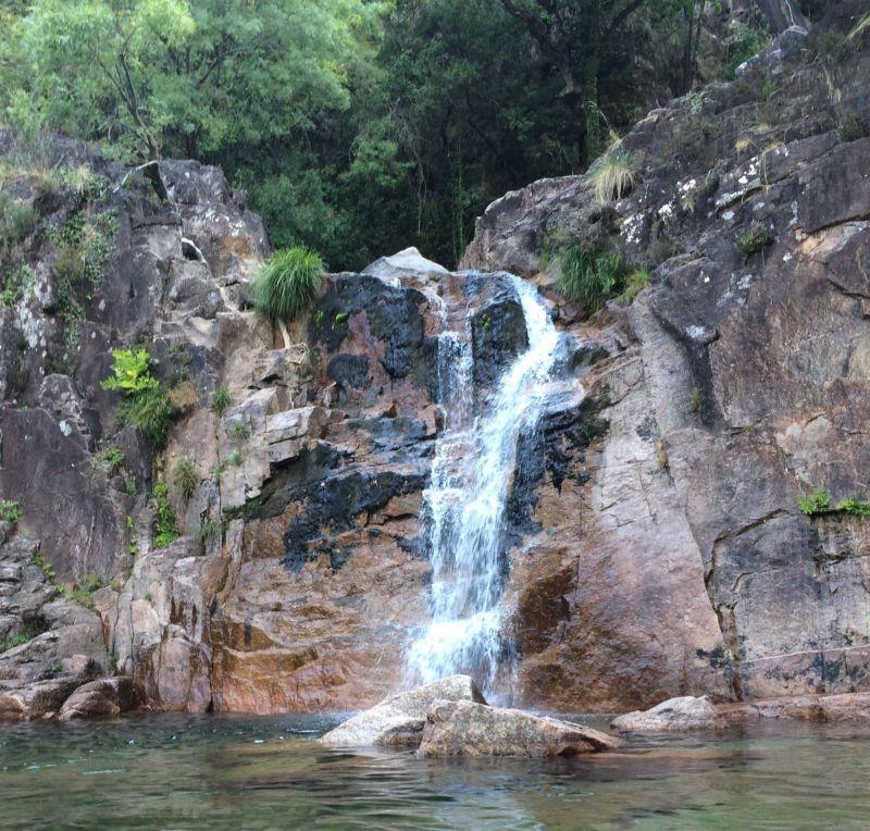 Cascata Tahiti no Gerês Por Vera Dantas