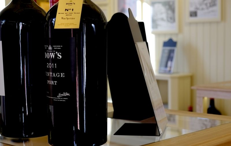 Dow's 2011 Vintage Port Wine Of The Year Wine Spectator 2014