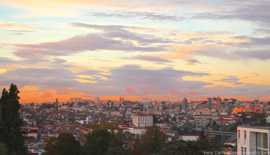 Porto sunset, by Vera Dantas