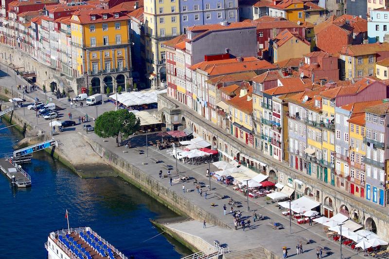 Ribeira do Porto por Vera Dantas