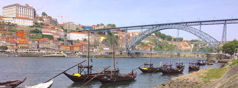 Vista Rabelos e Porto por Vera Dantas