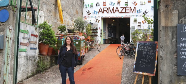 Armazem and Vhils, two new must-go sites in Porto
