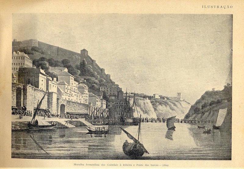 Imagem da Revista Ilustração Portuguesa, 1930, N. 114