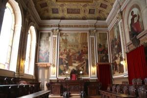 Palacio da Bolsa Courtroom