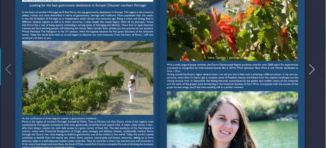 Art&Tur Magazine is born, and Porto Envolto is on the cover!