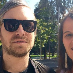 O dia em que conheci Benjamin John Power (Blanck Mass) | The day I met Benjamin John Power