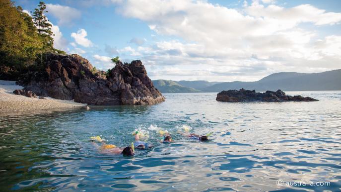 Australia Daydream Island