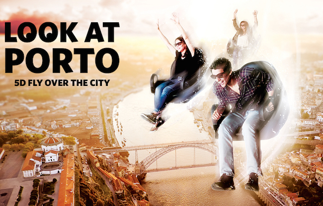 Look at Porto cinema 5D