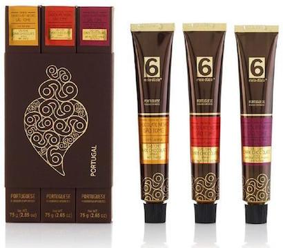 Meia Dúzia Pack 3 Chocolates Coração de Viana