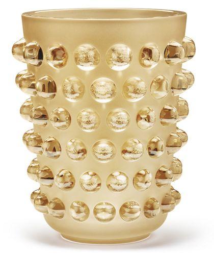Lalique Mossi XXL Vase