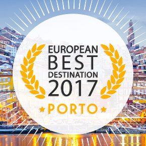 Porto é Melhor Destino Europeu 2017!| Porto, European Best Destination 2017!