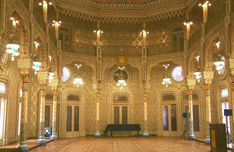 Salao Arabe Palacio da Bolsa