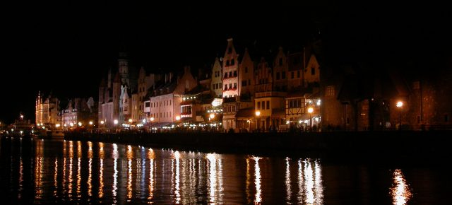 Gdansk, a mais bonita cidade portuária da Polónia | Gdansk, the brightest Polish coastal city