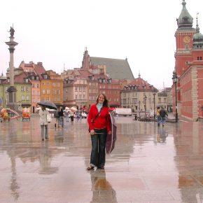 Chuva em Varsóvia | Rain in Warsaw