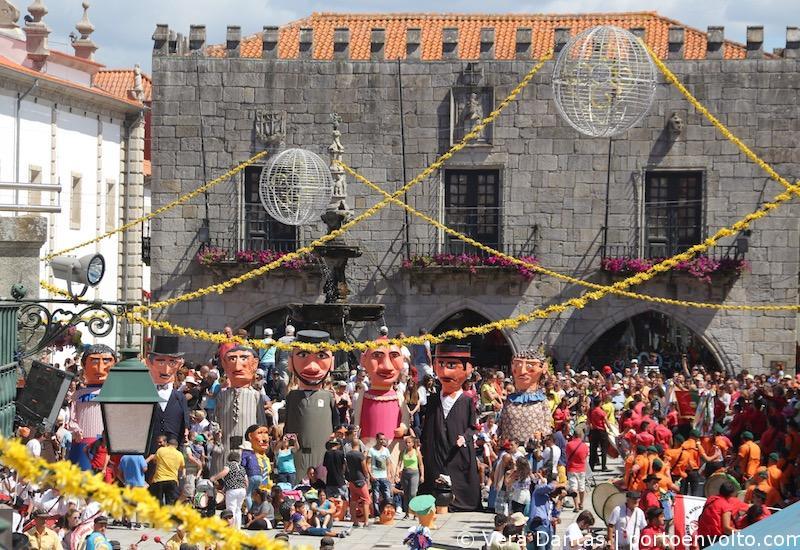 Gigantones Viana do Castelo