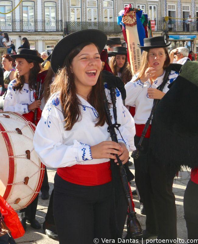 Minhota na Alvorada das Festas d'Agonia