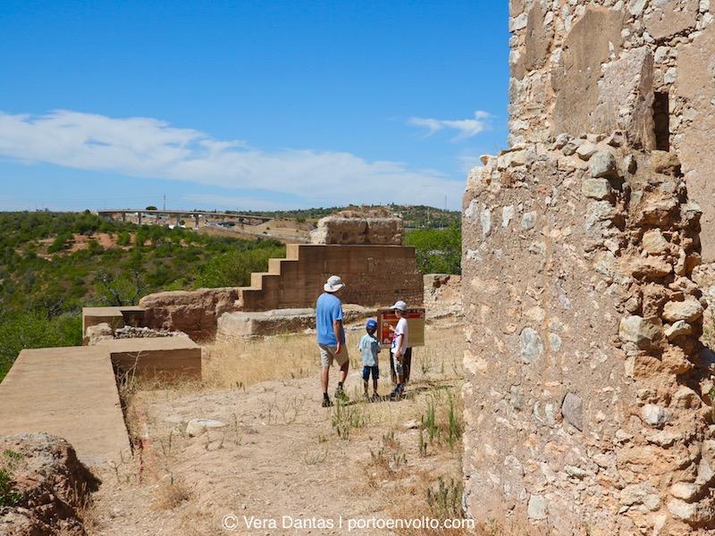 Castelo de Paderne Família