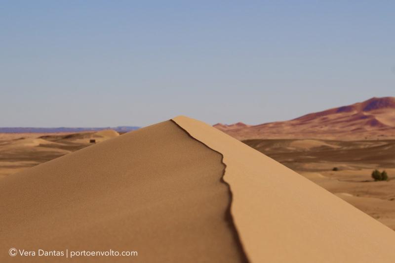 Morocco Erg Chebbi dune