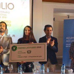 Porto Envolto vencedor no Prémio Latitudes 2018!