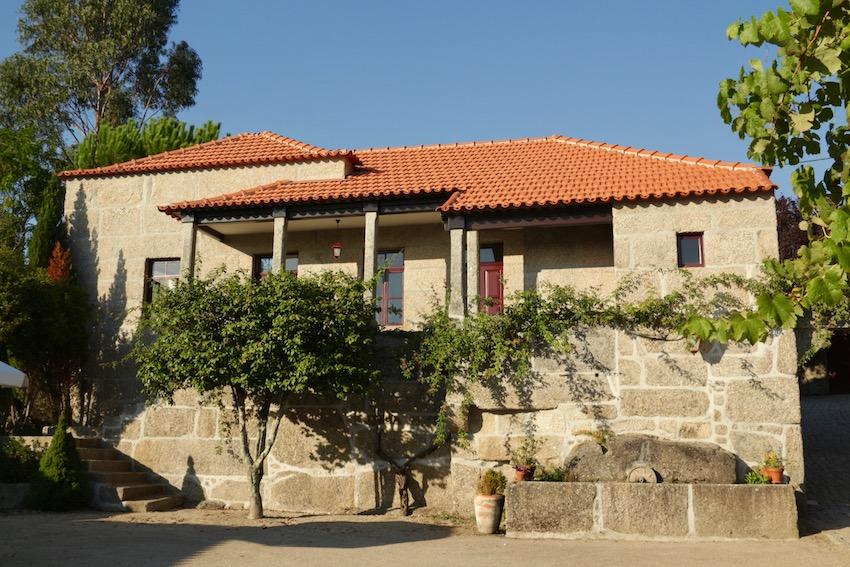 Casa do Atelier de Amadeo em Amarante