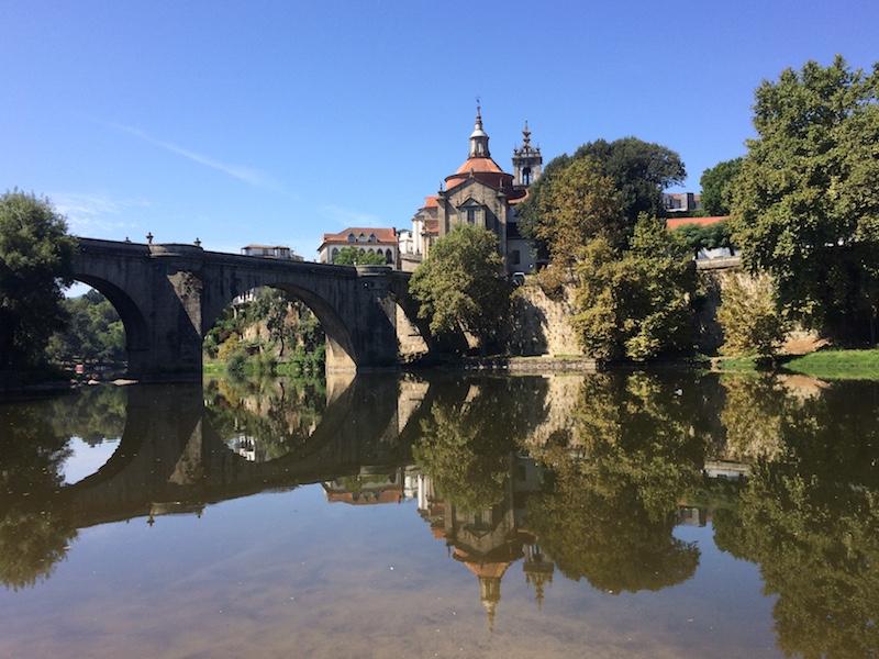 Ponte e Convento de São Gonçalo, Amarante