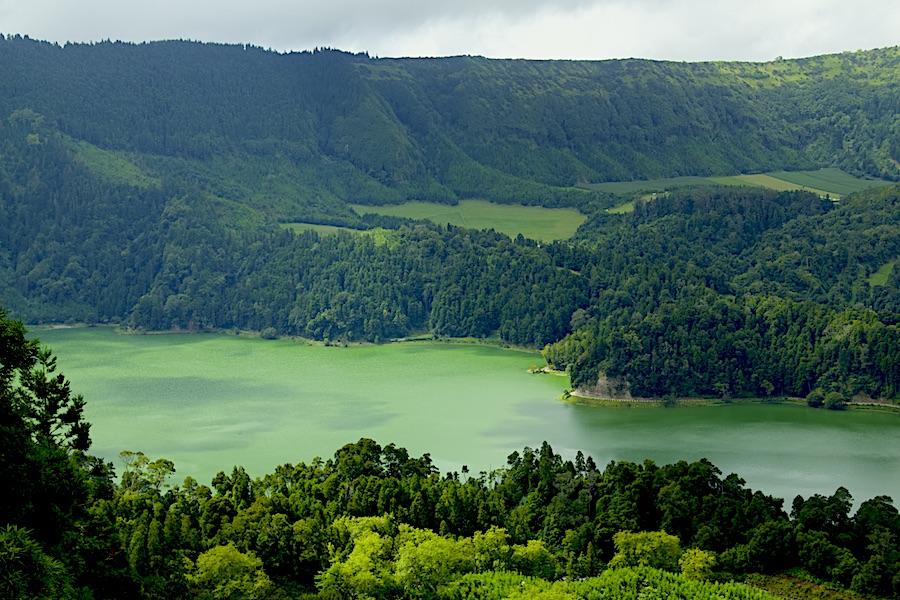 Lagoa Verde, Sete Cidades, Açores